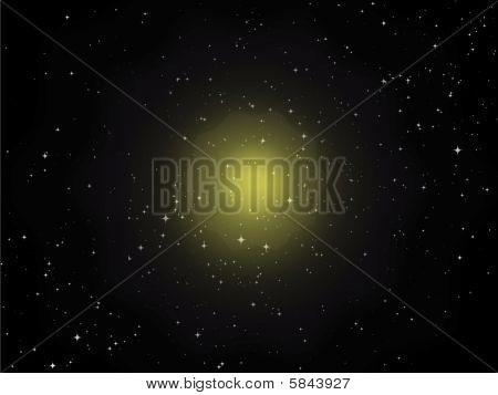 Stars and planet