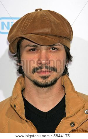Freddy Rodriguez at the party celebrating the launch of Nintendo's Game Console Wii. Boulevard 3, Los Angeles, California. November 16, 2006.