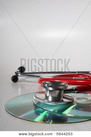 Virus On A Disk