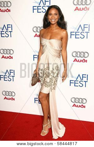Joy Bryant at the AFI Fest 2006 Opening Night Premiere of
