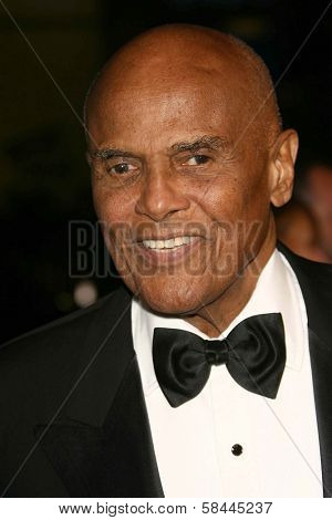 Harry Belafonte at the AFI Fest 2006 Opening Night Premiere of
