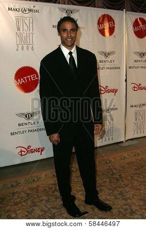 Rick Fox at the Make-A-Wish Wish Night 2006 Awards Gala, Beverly Hills Hotel, Beverly Hills, California. November 17, 2006.