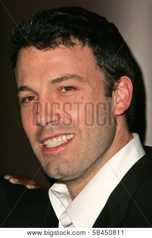 LOS ANGELES - NOVEMBER 15: Ben Affleck at the Los Angeles Premiere of