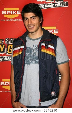 Brandon Routh at Spike TV's 2006 Video Game Awards. The Galen Center, Los Angeles, California. December 8, 2006.