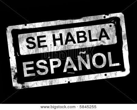 spanische Stempel