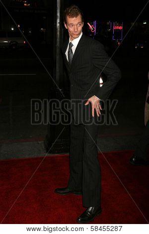 HOLLYWOOD - DECEMBER 18: Doug Jones at the Los Angeles Special Screening of