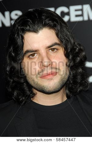 HOLLYWOOD - DECEMBER 13: Sage Stallone at the world premiere of