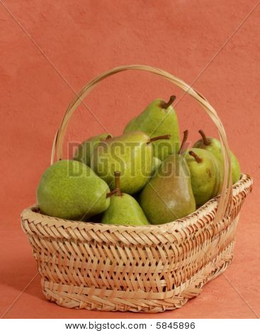 Pear's Basket