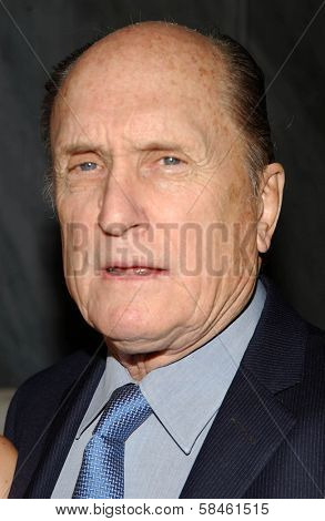 Robert Duvall at the Billy Wilder Theater Opening Tribute. Hammer Museum, Westwood, California. December 3, 2006.