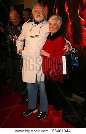 Marty Ingels at the premiere of
