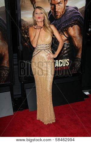 Ellen Hollman at the