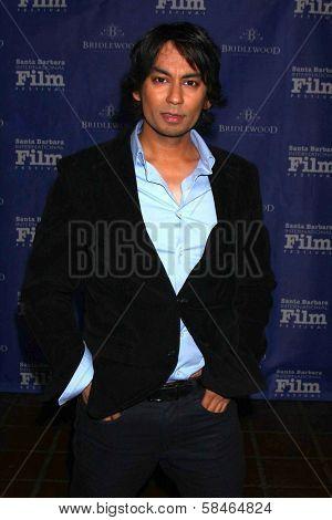 Vik Sahay at the SBIFF Montecito Award 2013 Honoring Daniel Day-Lewis, Arlington Theater, Santa Barbara, CA 01-26-13
