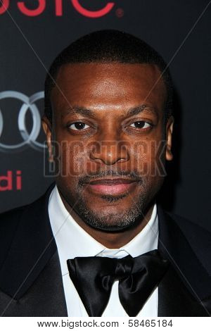 Chris Tucker at the Entertainment Weekly Pre-SAG Party, Chateau Marmont, West Hollywood, CA 01-26-13