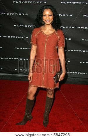 LOS ANGELES - OCTOBER 08: Garcelle Beauvais at the Playstation 3 Launch Party October 08, 2006 in 9900 Wilshire Blvd, Beverly Hills, CA.