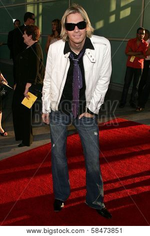 HOLLYWOOD - JULY 11: Marty Casey at the premiere of