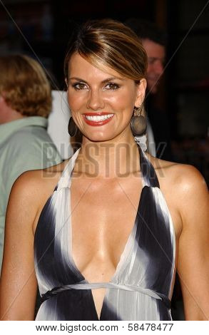 HOLLYWOOD - JULY 26: Courtney Hansen at the Premiere Of