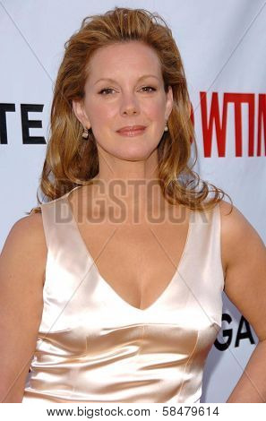 HOLLYWOOD - JULY 19: Elizabeth Perkins at the season two premiere of
