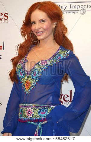 LOS ANGELES - JULY 27: Phoebe Price at the opening night celebration of the