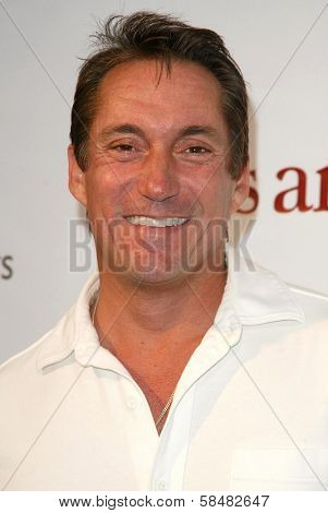LOS ANGELES - JULY 27: Michael Corbett at the opening night of the
