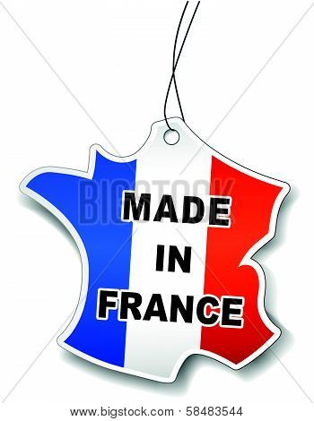 Made In France Symbol