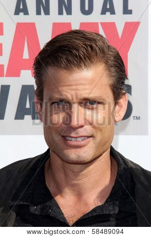 Casper Van Dien at the 3rd Annual Streamy Awards, Hollywood Palladium, Hollywood, CA 02-17-13