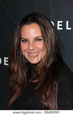 Kate del Castillo at Delta Airline's Celebration of LA's Music Industry, Getty House, Los Angeles, CA 02-07-13