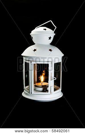 White Lamplight