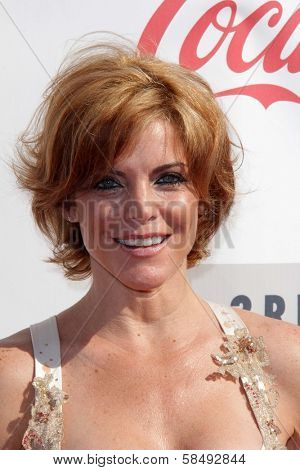 Lesli Kay at the 3rd Annual Streamy Awards, Hollywood Palladium, Hollywood, CA 02-17-13