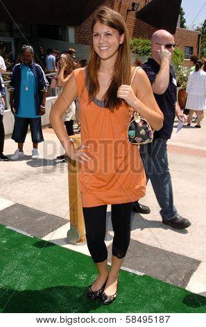 CULVER CITY - JULY 22: Lindsey Shaw at the