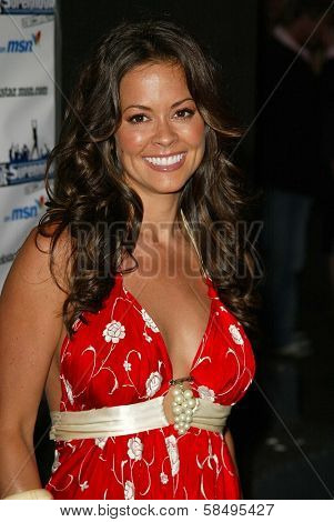 WEST HOLLYWOOD - JULY 13: Brooke Burke at the party for the new season of