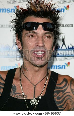 WEST HOLLYWOOD - JULY 13: Tommy Lee at the party for the new season of