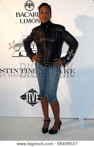LOS ANGELES - SEPTEMBER 19: Tichina Arnold at the album release party for Justin Timberlake's new album