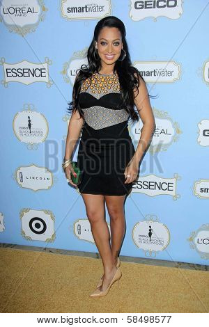 Alani Vasquez at the 6th Annual Essence Black Women in Hollywood Luncheon, Beverly Hills Hotel, Beverly Hills, C A 02-21-13