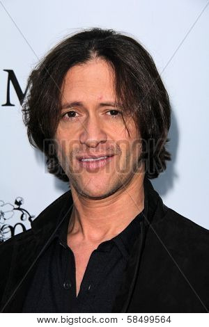 Clifton Collins Jr. at the Sixth Annual Women In Film Pre-Oscar Coctail Party, Fig & Olive, Los Angeles, CA 02-22-12