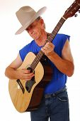 Old Time Country Musician Three
