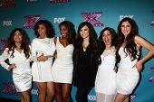 Fifth Harmony, Demi Lovato at
