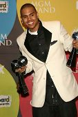 LAS VEGAS - DECEMBER 04: Chris Brown in the press room at the 2006 Billboard Music Awards, MGM Grand