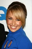 LOS ANGELES - NOVEMBER 29: Hayden Panettiere at the GQ Man of the Year Awards at Sunset Tower Hotel