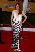Julianne Moore at the 19th Annual Screen Actors Guild Awards Arrivals, Shrine Auditorium, Los Angele