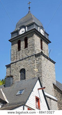 Monschau, Eifel, Germany