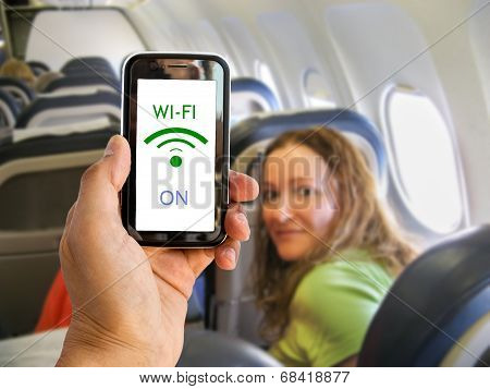 Wifi On The Airplane