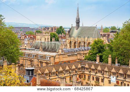 Oxford. England
