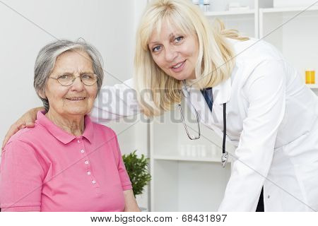 Visit A Doctor