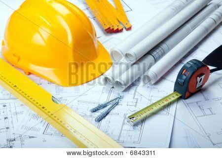 Constructino plans