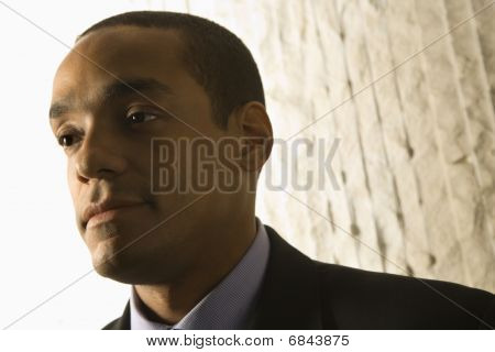 Businessman Portrait.