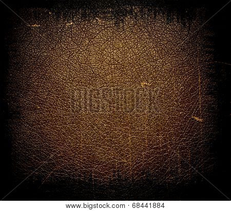 old leather textured background