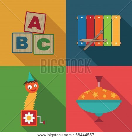Toy Symbols