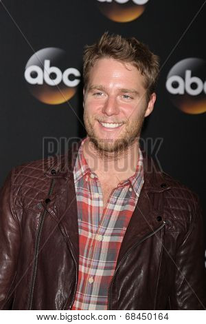 LOS ANGELES - JUL 15:  Jake McDorman at the ABC July 2014 TCA at Beverly Hilton on July 15, 2014 in Beverly Hills, CA
