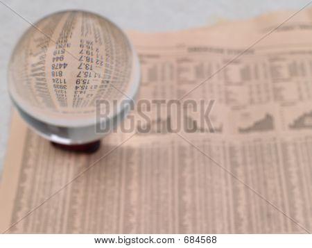Finanzielle Zeitungen