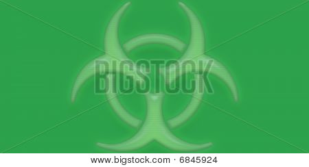 Flag Of Libya Health Warning